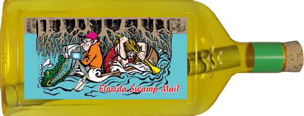 Florida Swamp Mail