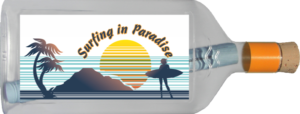 Surfing in Paradise 3